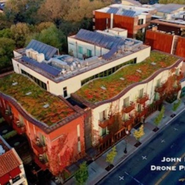 Sustainable Travel to Healdsburg, California: Staying at H2 Hotel, LEED Gold Certified Green, Part 1 - Nature and Environment - MOTHER EARTH NEWS