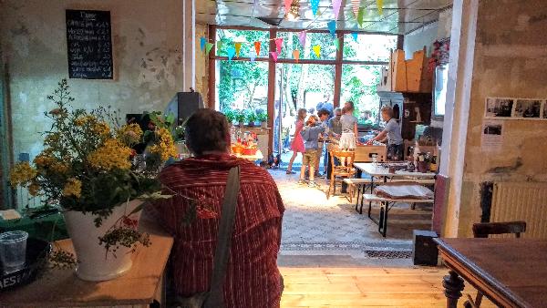 Pastory in het hart van de Dampoortwijk