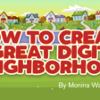 If You Give a Community a Cookie … How to Create a Great Digital Neighborhood