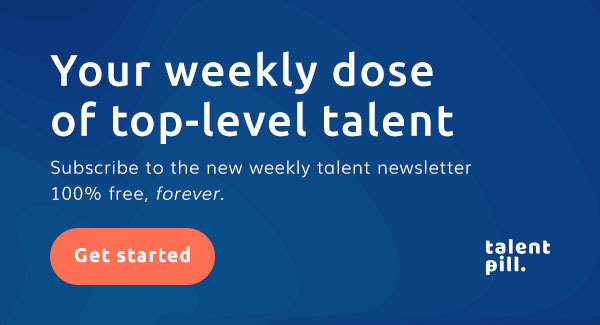 The free weekly newsletter that sends two high-level candidates right to your inbox