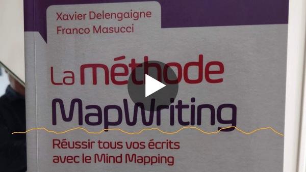 Olivier nous parle du Mind Mapping et de son utilisation pour écrire des articles
