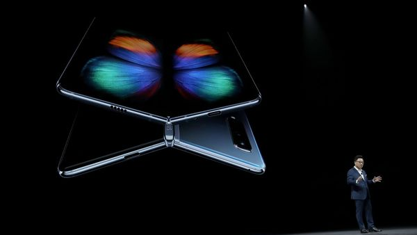 The Samsung Galaxy Fold's $1980 price tag might be too much...