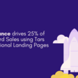 Bajaj Finance drives 25% of Credit Card Sales using Tars Conversational Landing Pages