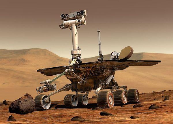 Najdzielniejszy robot świata – Opportunity – zakończył swoją misję – Crazy Nauka