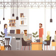 The growth of Co-working spaces and how they can help budding Entrepreneurs — People Matters