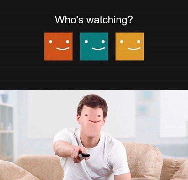 Netflix? - via reddit/u/ethanrofe.