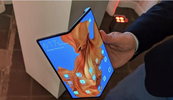 Huawei geeft Samsung het nakijken met opvouwbare Mate X - WANT