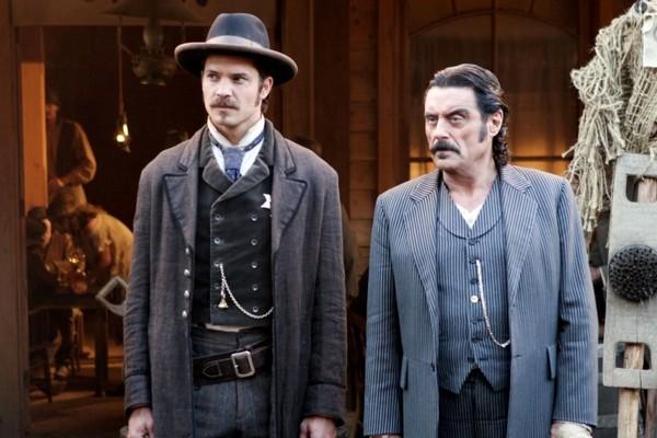 'Deadwood', la serie que ha tardado 13 años en terminarse