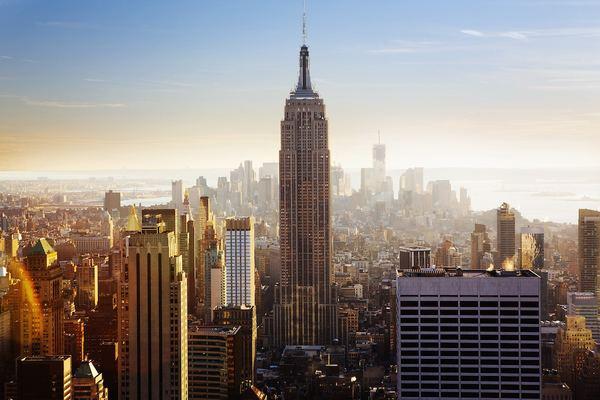 Nowy Jork - zwycięzca rankingu