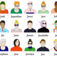Joe Schmoe | An illustrated avatar collection