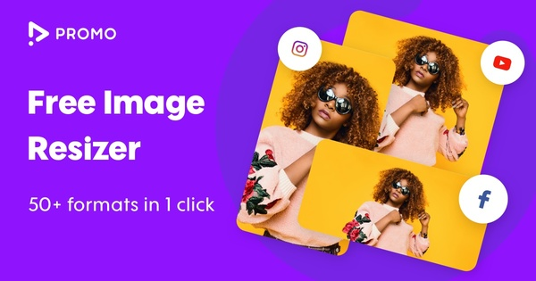 Promo — Resize your Images for Social Media