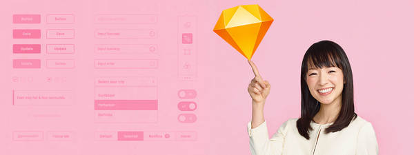 """Marie Kondo"" your Sketch files with these plugins"
