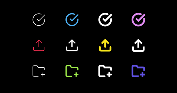 iconsvg — Find, customize & generate SVG icons