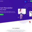 Smart Newsletter for Busy People | Tinyfollow