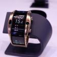 Deze smartwatch heeft een tof gebogen scherm - WANT