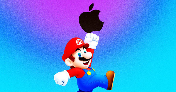 Apple's Next Big Move? It Should Buy Nintendo