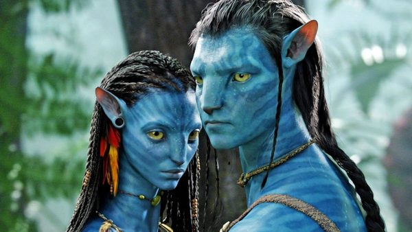 Avatar movie still by James Cameron