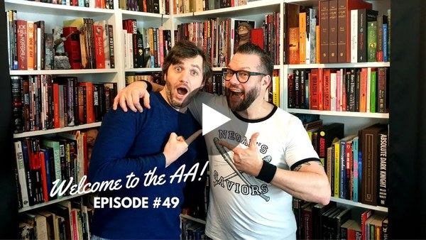 WELCOME TO THE AA EPISODE #49 LIEVEN SCHEIRE