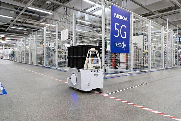 Nokia 5G Oulu Factory