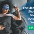 The Sleep Tip You Should Never Someone (And 5 Others You Should) | The PTDC
