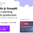 Talk Night @ GroupM: ML Models in Production, co-hosted w/ NYC Python | Meetup