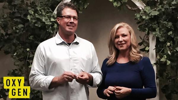 John Meehan (l) en Debra Newell (r)