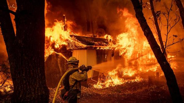 PG&E: Company's equipment may have ignited Camp Fire | KMPH