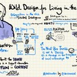 A summary of Interaction19 via sketchnotes and wholly-inappropriate plugs