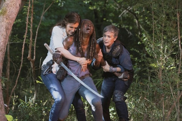 COLUMNA | 'The Walking Dead' o la serie que se comió a sí misma | Alberto Rey