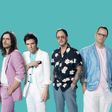 Weezer get a Fortnite island where their new album is streaming