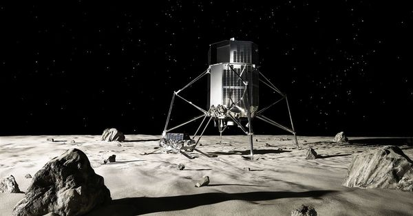 Japanese startup plans to test an experimental battery on the Moon - The Verge