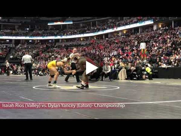 Highlights of the Class 3A Wrestling Championships at the Pepsi Center in Denver on Feb. 21-23.