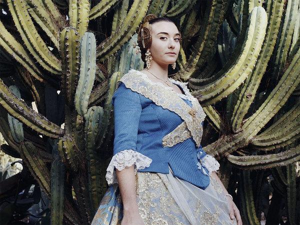 Detail uit een foto van Maria Fernández, genomineerd voor de World Press Photo in de categorie portretten (series).
