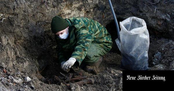 Eine Luxusüberbauung legt einen verdrängten Holocaust in Osteuropa frei