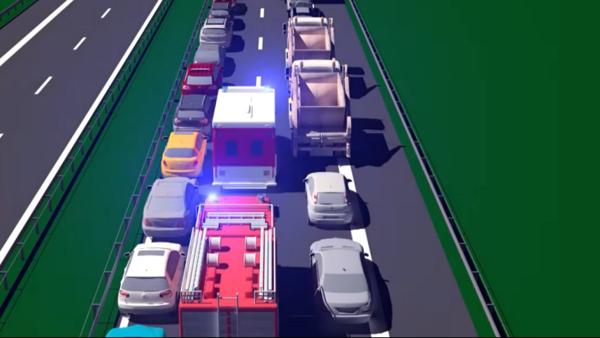 Diese App soll bei Autounfällen Leben retten können