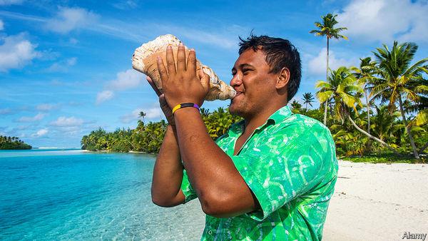 Warum die Cookinseln nicht zu einem Industriestaat werden wollen