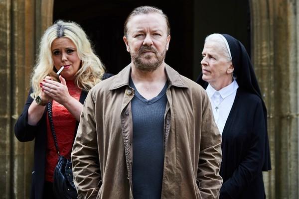 Antes de 'After Life': las otras series de Ricky Gervais