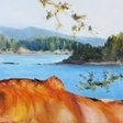 Contemporary Canadian Landscape Painter Terrill Welch Solo Exhibition - 3D virtual exhibtion by Terrill Welch Gallery | art.spaces | KUNSTMATRIX