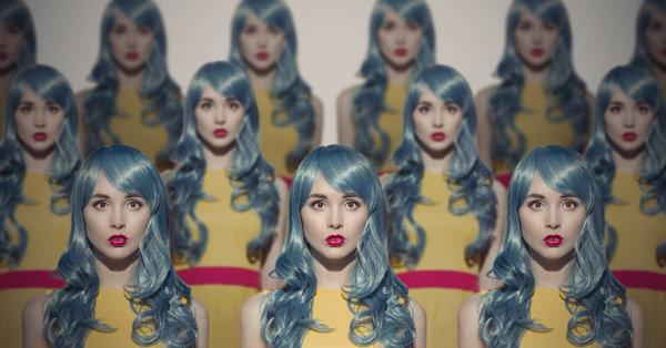 Influencer auf Instagram sehen immer mehr nach Klonen aus und es ist kein neuer Trend