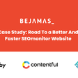 Case Study: Road To a Better And Faster SEOmonitor Website - Bejamas Blog