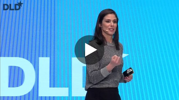 The Currency Of Trust (Rachel Botsman, author 'Who Can You Trust?') | DLD 19