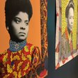 Breathtaking exhibit of power & influence of black women by artist Makeba Rainey @TwitterNYC