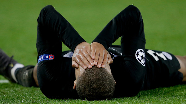 PSG's Collapse Completes A Week Of Champions League Mayhem
