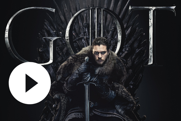 ¿Dónde están mis dragones?—Jon Snow (ep.1)