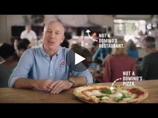 Domino's Commercial: Points for Pies