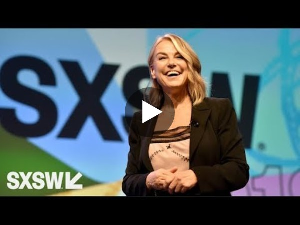 Esther Perel | Modern Love and Relationships | SXSW 2018
