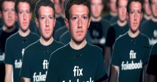 Zuckerberg's So-Called Shift Toward Privacy