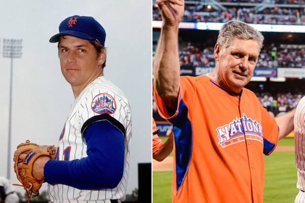 Mets legend Tom Seaver diagnosed with dementia
