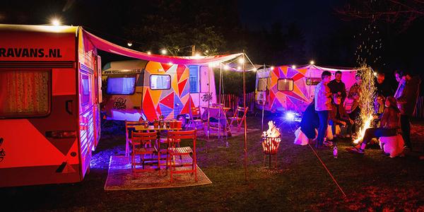 Overnachten in festivalsfeer - EventGoodies