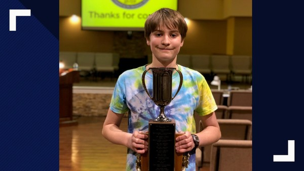 8th grader at Arden Middle School wins California Central Valley Spelling Bee | abc10.com